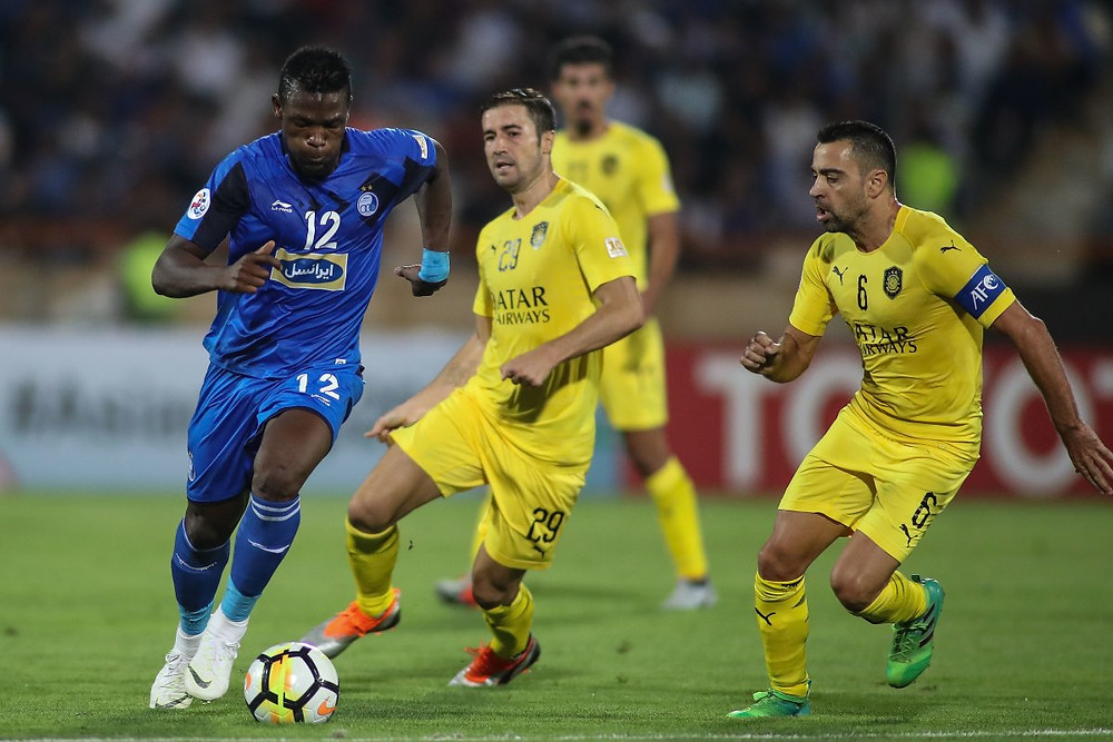 AFC Champions League Quarter Final; Al Sadd