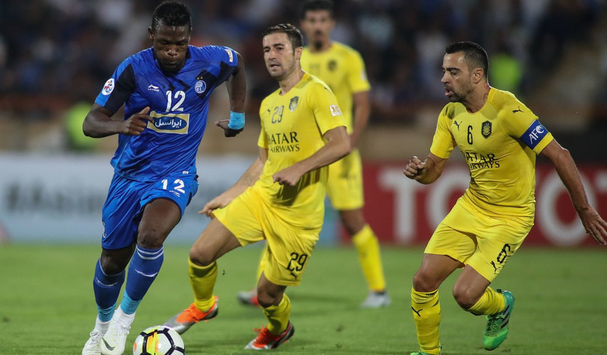Advantage Al Sadd over Esteghlal in AFC Champions League quarterfinal