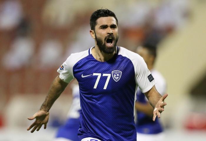 Omar Khribin Al Hilal Saudi Arabia
