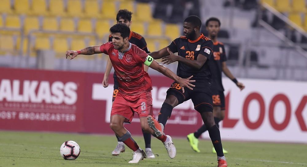 QSL Cup round 3, qatar