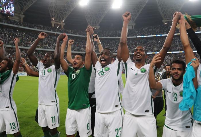 Saudi Arabia World Cup Qualification Russia 2018