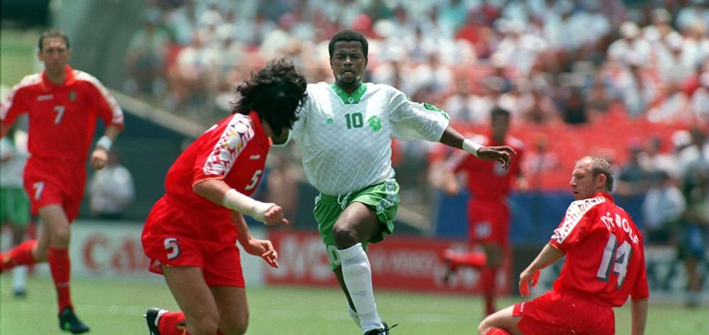 FIFA World Cup, Saudi Arabia national football team