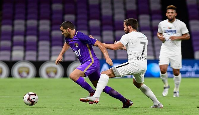 Arabian Gulf Cup, Al Nasr vs Al Ain