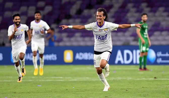 Arabian Gulf League, AGLEAGUE, Al Ain vs Shabab Al Ahli