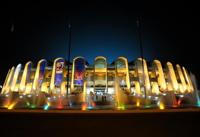 Zayed Sports City Abu Dhabi
