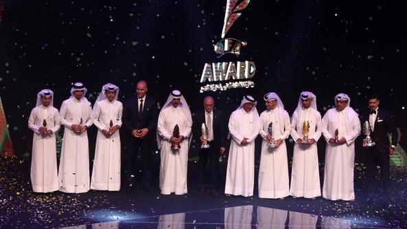 Reactions of 2018-19 QFA Award winners
