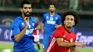 Kuwait, Egypt settle for draw