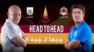 Ferreira & Laudrup face-to-face again (Al Sadd vs Al Rayyan)