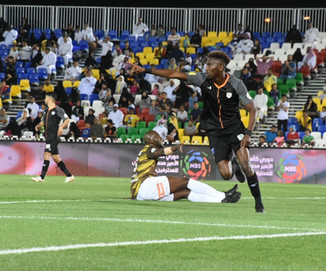 Al-Shabab conclude SPL round 25 with beating Ohod