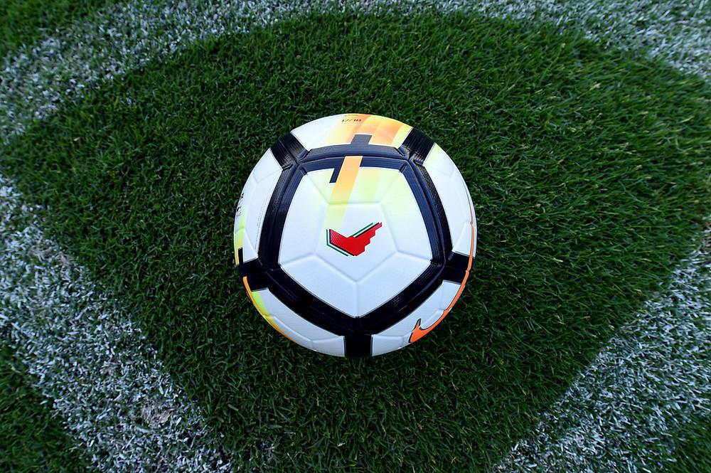 Arabian Gulf League 2017/18 Official Match Ball Nike Ordem V