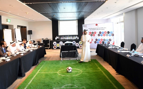 Pro League Committee UAE, Executive Certificates