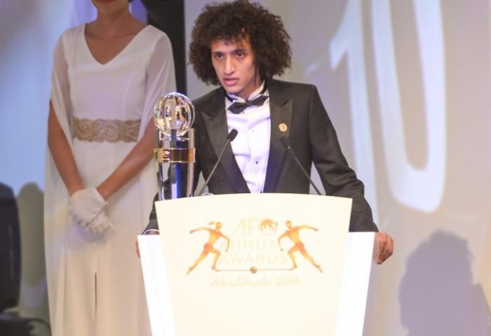 Omar Abdulrahman, UAE National team and Al Ain player