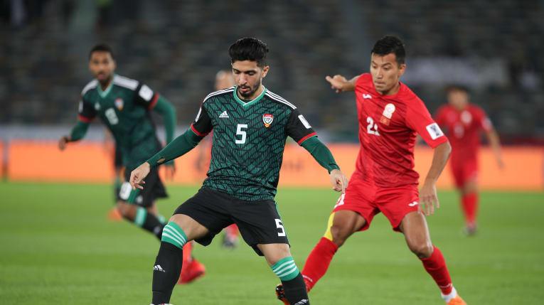 Asian Cup UAE 2019; UAE vs Kyrgyz Republic