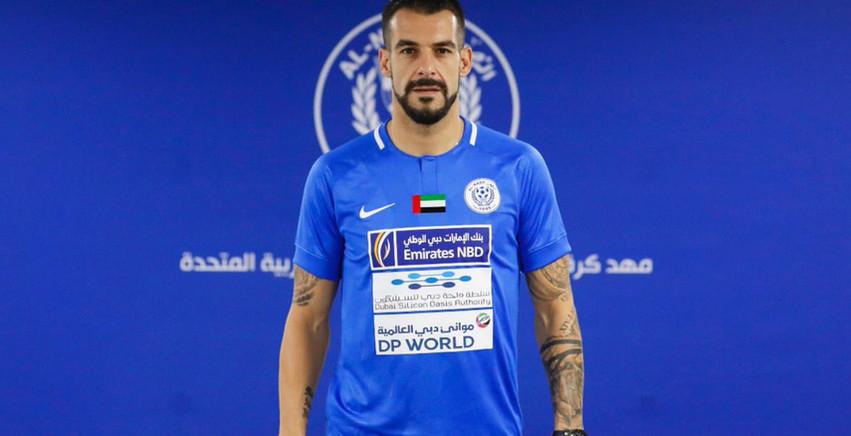 Negredo joins Al Nasr