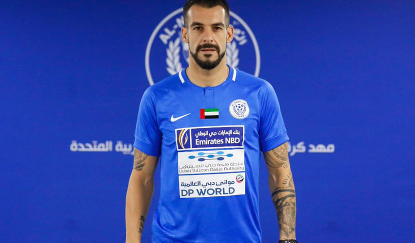 Negredo joins Al Nasr