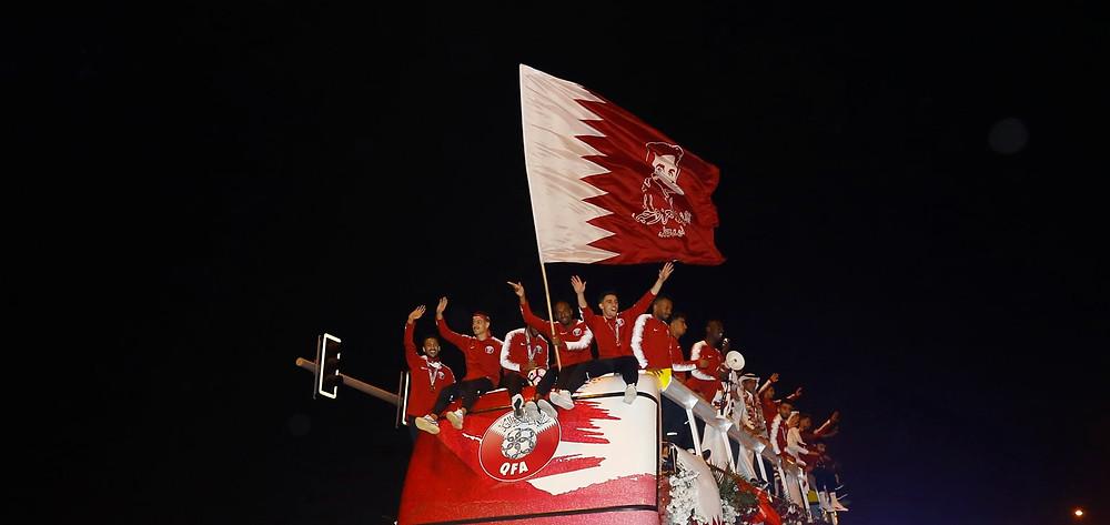 Asian Cup UAE 2019; Qatar