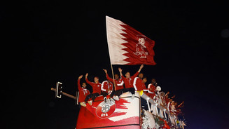 Asian Cup UAE 2019; Huge crowds greet the Maroons as they fly home