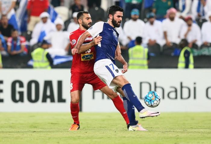 AFC Champions League Semi-finals Persepolis Al Hilal