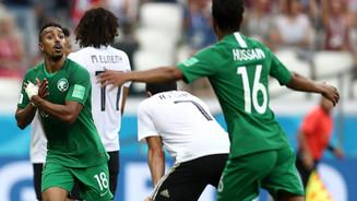 Al Dawsari praises Green Falcons' tenacity