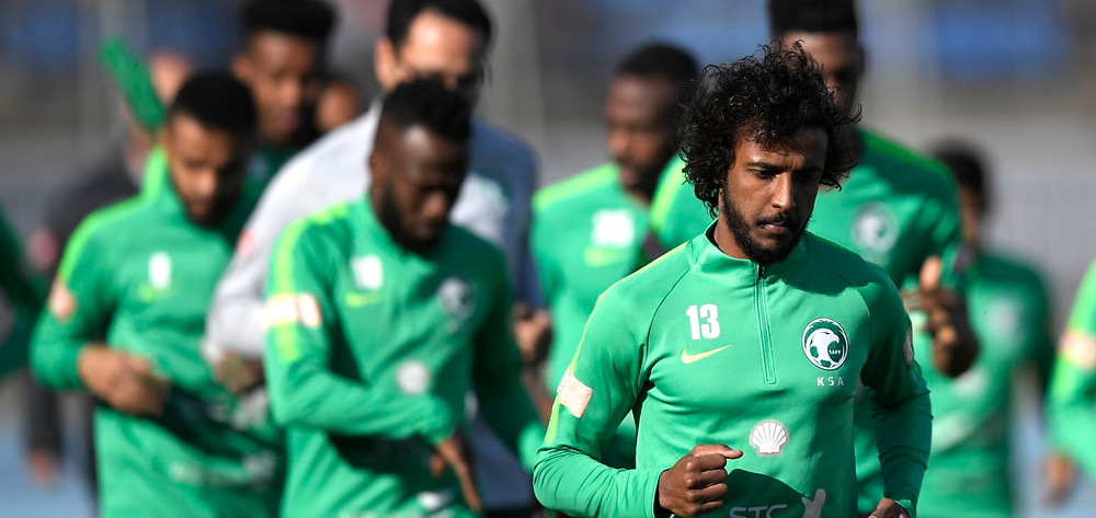 FIFA World Cup 2018 Russia, Saudi Arabia