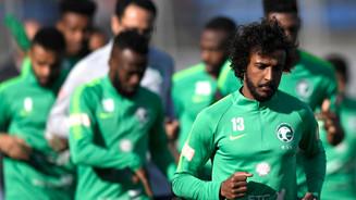 Al Jaber rallies Saudi stars