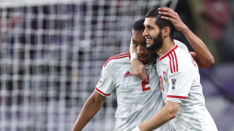 Asian Cup UAE 2019, UAE vs Thailand