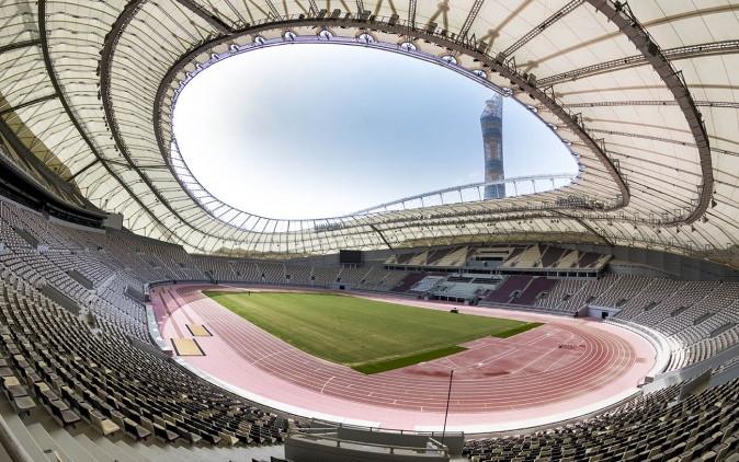Khalifa Stadium, Road To Qatar 2022