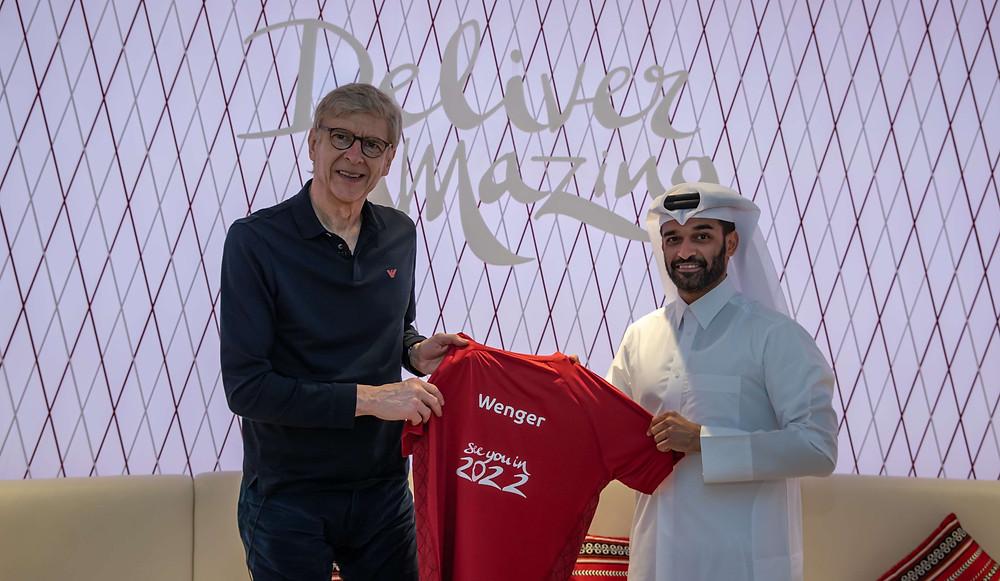 FIFA World Cup 2022 Qatar, Arsene Wenger
