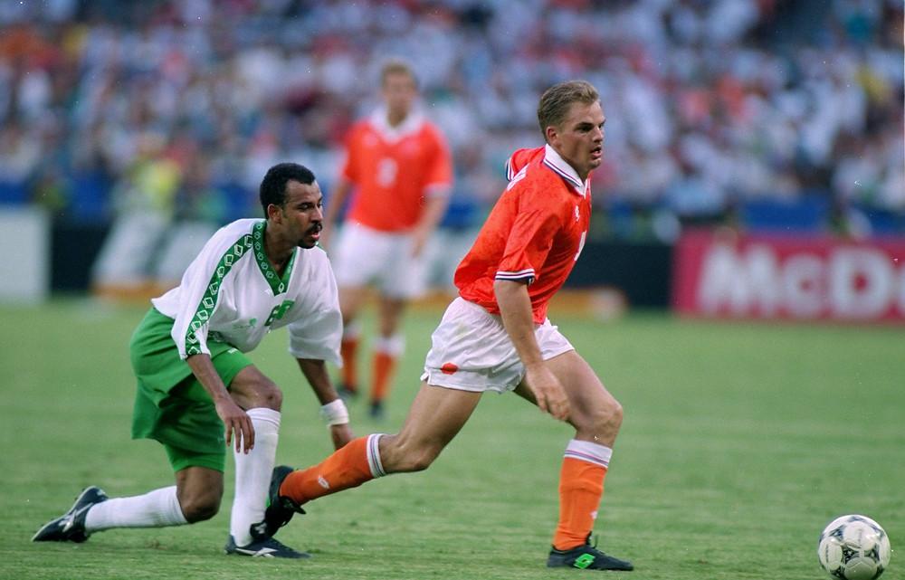 Saudi Arabia vs Nederland, FIFA World Cup 1994