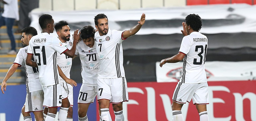 AFC Champions League 2018 Round of 16, Al Jazira, UAE Football, ACL2018
