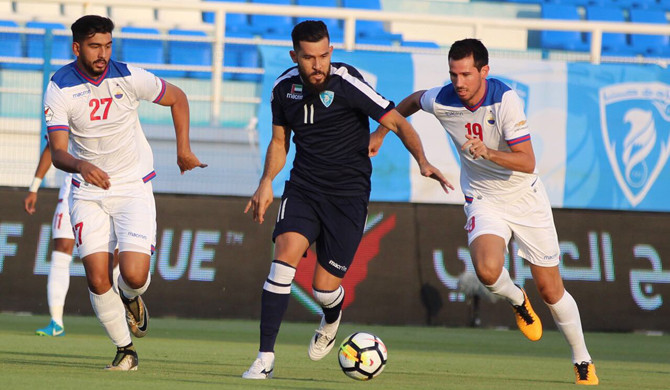 Arabian Gulf League matchweek 4