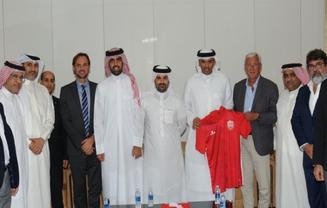 BFA President receives Italian Coach Lippi