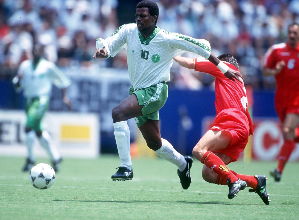 FIFA World Cup 1994, Saudi Arabia