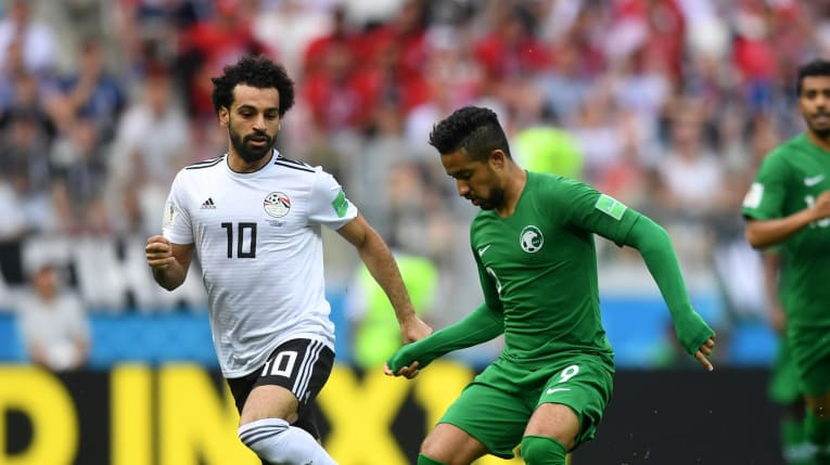 FIFA World Cup Russia 2018, Saudi Arabia vs. Egypt