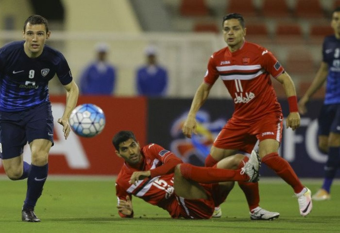 AFC Champions League matchday5