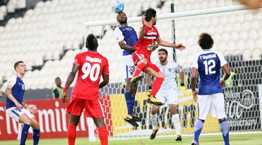 AFC Champions League Semi-finals: Al Hilal 4 0 Persepolis
