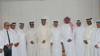 BFA President receives referees committee and World Cup