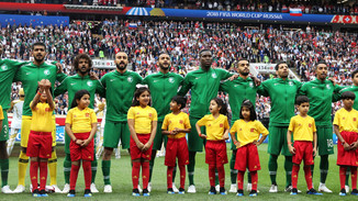 AFC President sends best wishes to Saudi Arabia squad