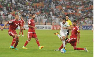 #RoadToRussia, KSA vs. UAE 3 - 0