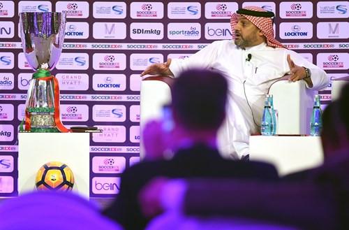 Soccerex Doha Qatar