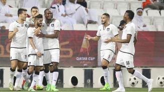 Revealed the second finalist of the Qatar Cup 2017-Match Report- Lekhwiya Vs El Jaish