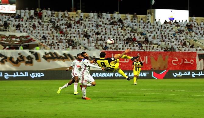Arabian Gulf League, week 10