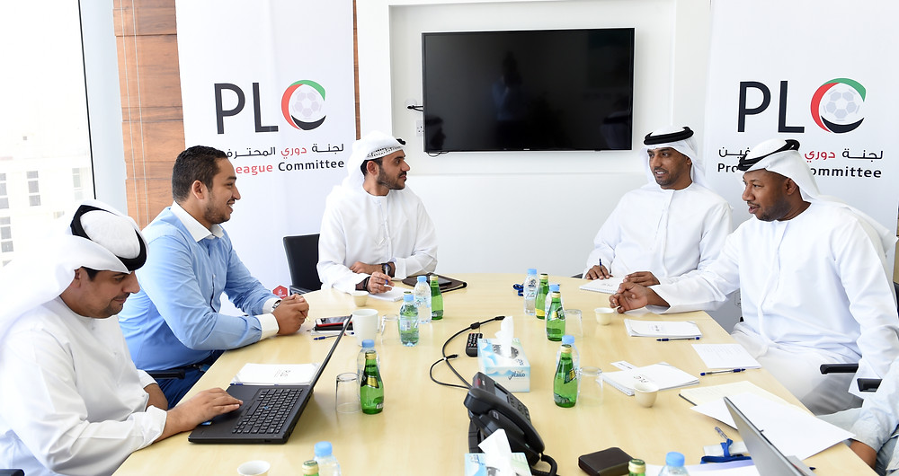Pro League Committee- Arabian Gulf Super Cup preparations
