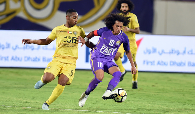 Al Ain vs Al Wasl AGLEAGUE 1st Round 2-2