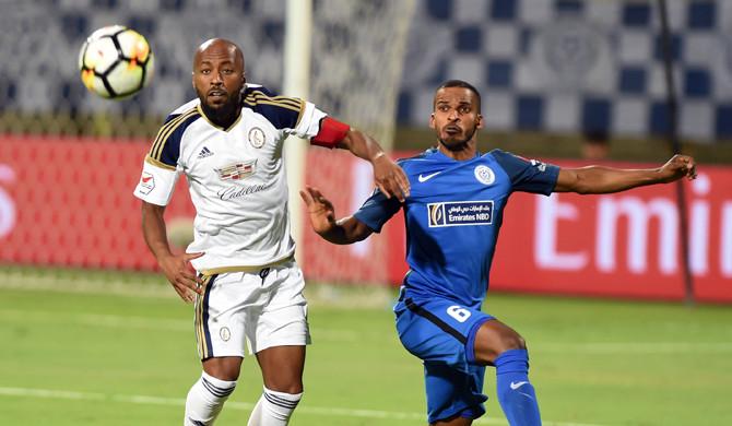 Arabian Gulf League 2017/17 Round 2