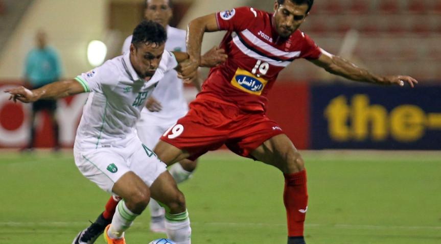 AFC Champions League 2017 Quarter-finals Persepolis vs AL Ahli KSA