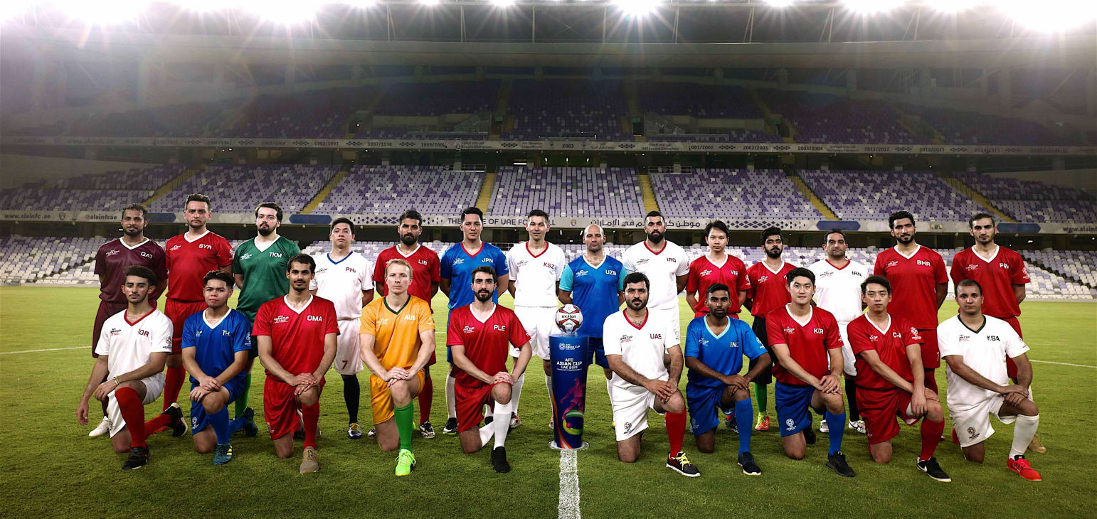 Football enthusiasts can 'play for their country' in community tournament