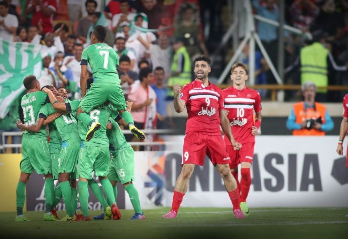 AFC Champions League 2017 - Quarter-finals: Perspolis vs Al Ahli KSA