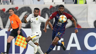 AFC Champions League, Group B: Al Wahda FSCC (UAE) 4-1 Al Ittihad (KSA)