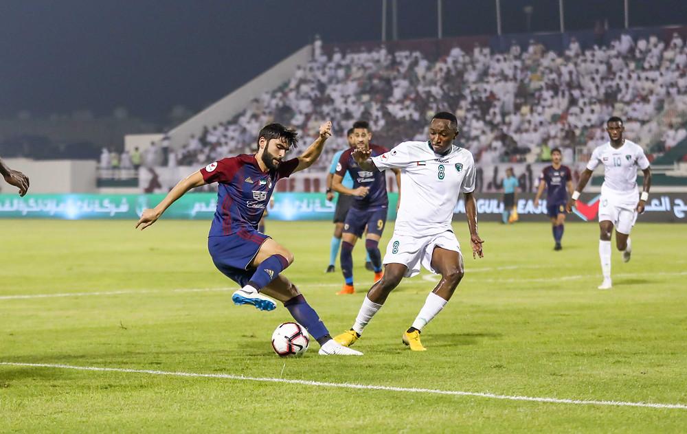 Arabian Gulf League matchweek 18